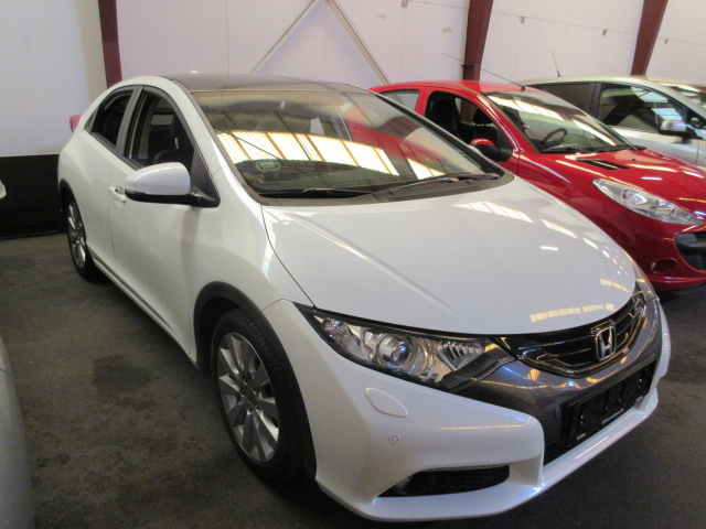 HONDA CIVIC 1.8 I-VTEC AUT.GEAR