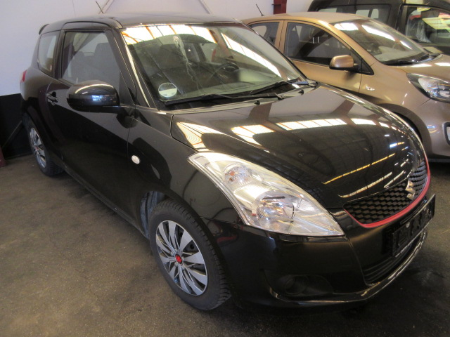 SUZUKI SWIFT 1,2 CRUISE/SHINE